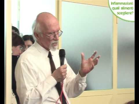Dott. Berrino - Quali sono gli alimenti anti-infiammatori?
