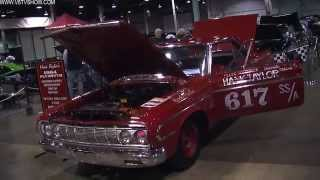 2011 Muscle Car And Corvette Nationals MCACN 1964 Plymouth Lightweight Video V8TV