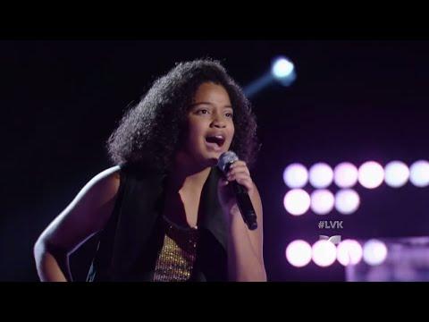 Vicky Le Da Una Sorpresa A Yankee | Audiciones | La Voz Kids 2016