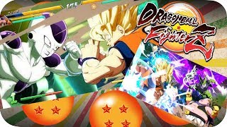 NUEVO JUEGO DRAGON BALL Z FIGHTERS 2018 FILTRADO PARA PS4, XBOX ONE Y PC (GRABADO ANTES DE E3)