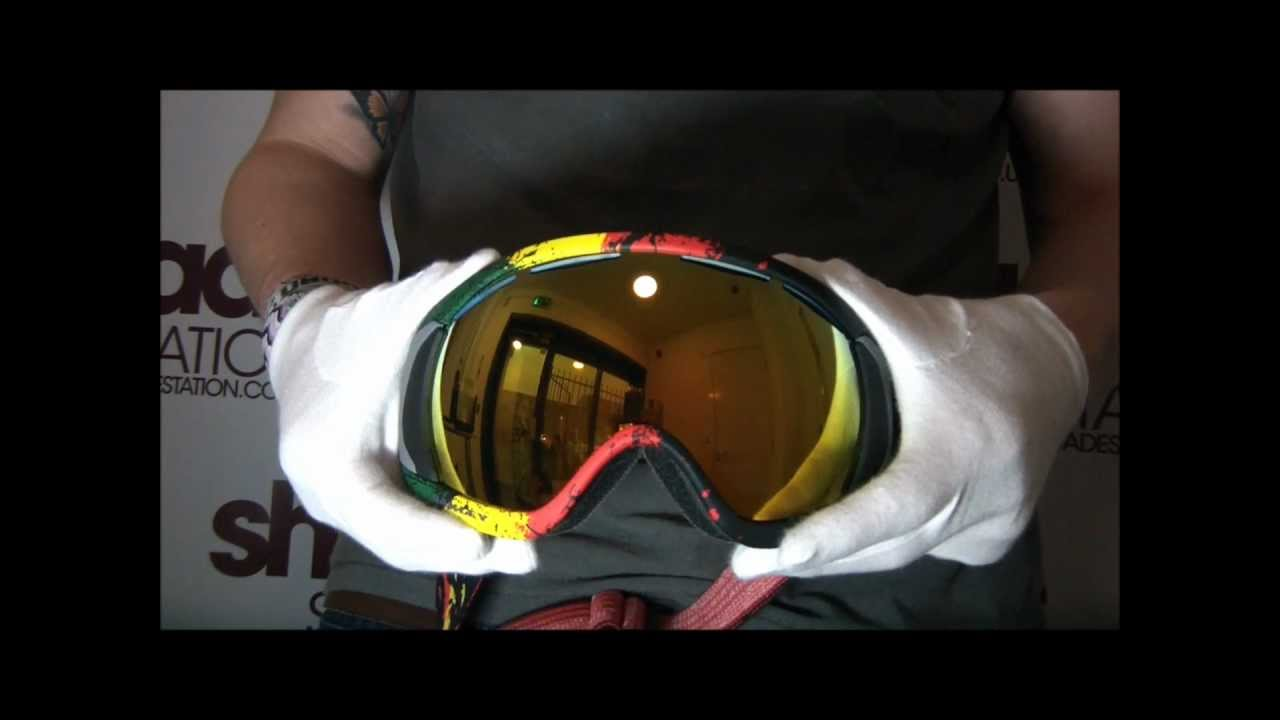 oakley canopy ski goggles  Oakley Tanner Hall Canopy Goggles Review - 57-774 - YouTube