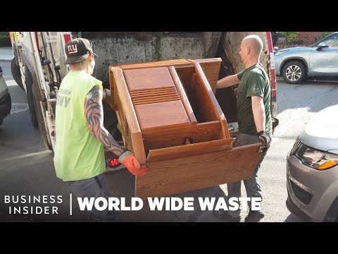Furniture Waste Increased By Half As Ikea Expanded. Now There's a Plan to Stop It | World Wide Waste