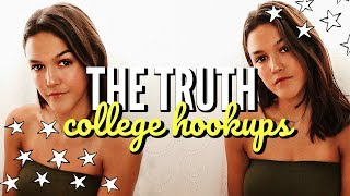 the truth about college hookups & making friends || chit chatty grwm