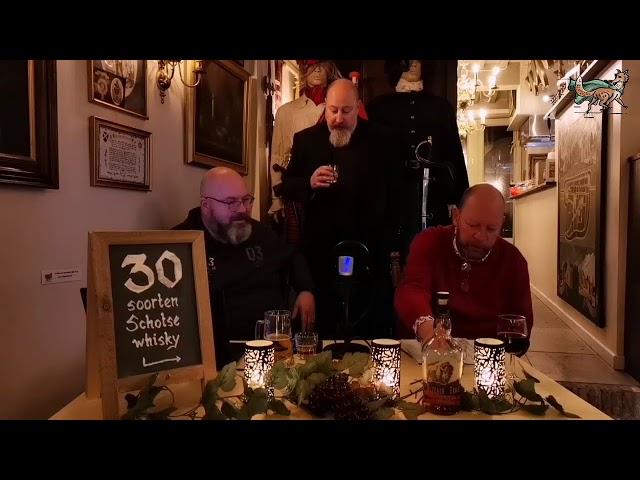 De Vliegende Vos Live - 16-01-2021