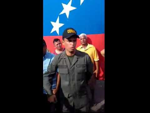 El GNB gocho que abandonó la represión… cable militar lo confirma