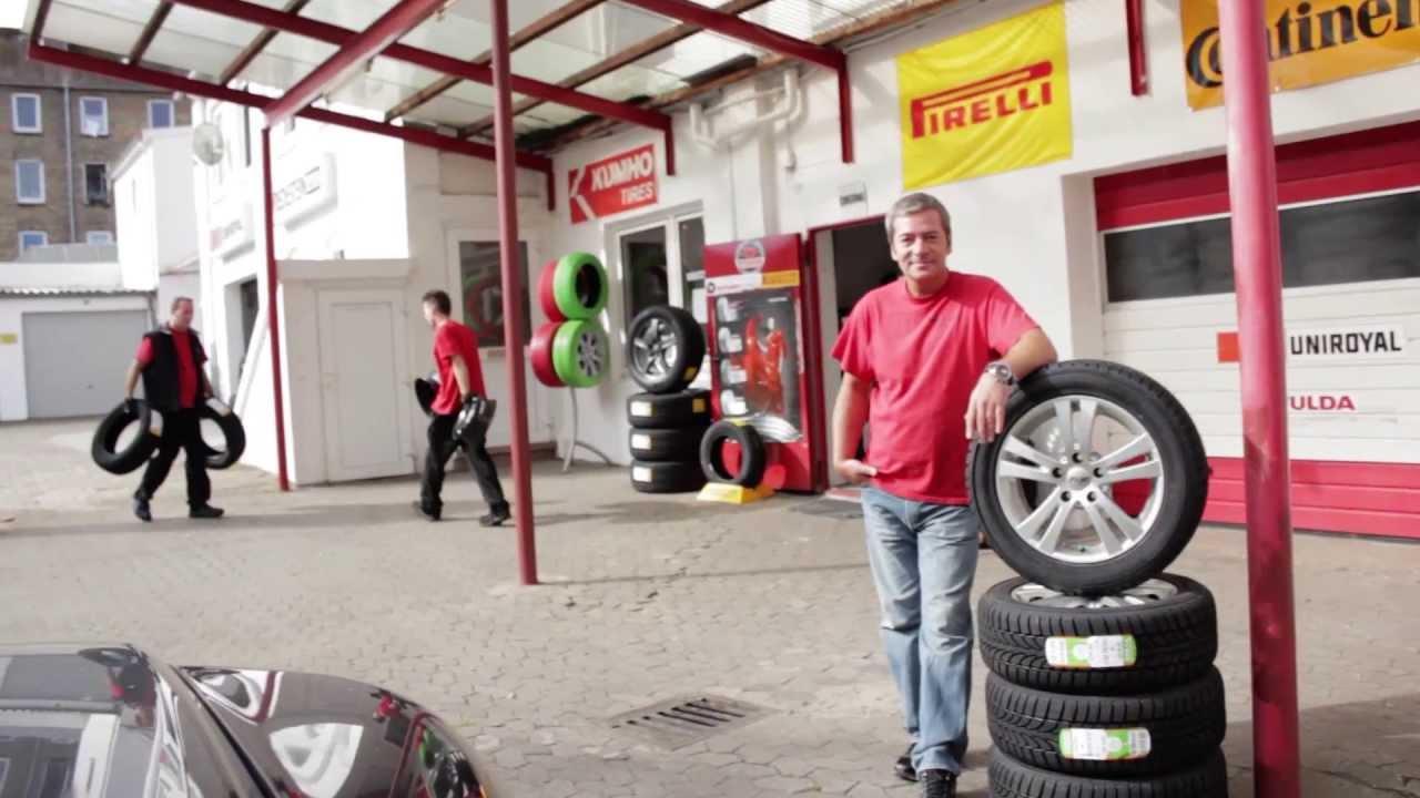 DRIVER CENTER Reifen Profi Kiel – Ihr Reifenfachhändler im Herzen