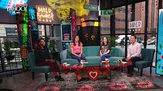 Get your dose of Build Brunch on Yahoo Play