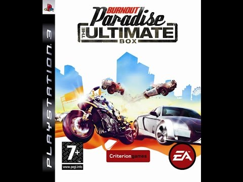 How To Download Burnout Paradise PC Full Game For Free