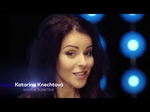 Porotkyně SuperStar Katarína Knechtová