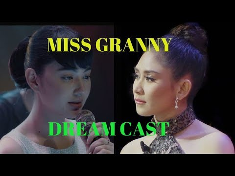 Miss Granny DREAM CAST starring James Reid and Sarah Geronimo [STAR STUDDED]