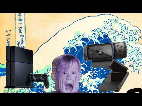 how-to-stream-on-youtube/-twitch-using-ps4-with-a-logitech-facecam?-(no-playstation-face-cam-needed)