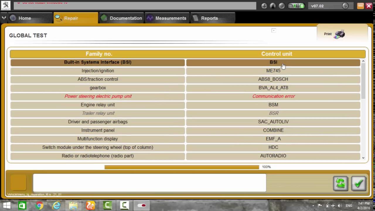 Citroen lexia keygen | PSA Diagbox V9 12 software download FREE for