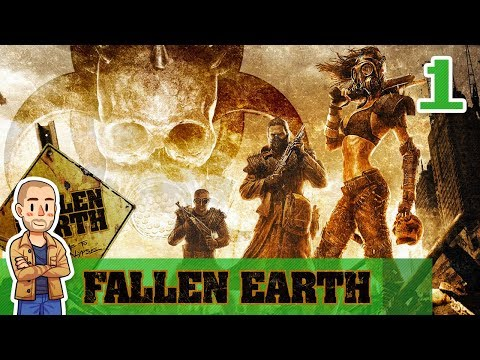 Fallen Earth Gameplay Part 1 – Character Creation & Tutorial – Let's Play Walkthrough Playthrough