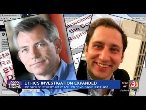 VIDEO: Ethics Investigation Into Rep. David Schweikert Expands