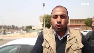 رصد | سائقي التاكسي الأبيض يطالبون بالمساواة بينهم و بين سائقي أوبر و كريم