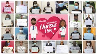 To all our healthcare workers