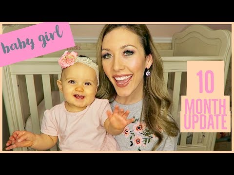 10 MONTH BABY + BREASTFEEDING UPDATE 👶🏻🤱🏼🍼 | HOW TO DO BABY-LED WEANING + MILK SUPPLY TIPS