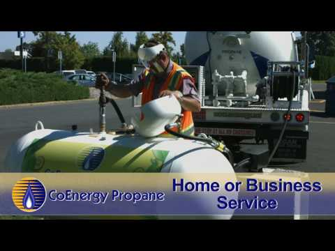 CoEnergy Propane of Albany & Redmond Oregon TV Commercial for Fall 2016