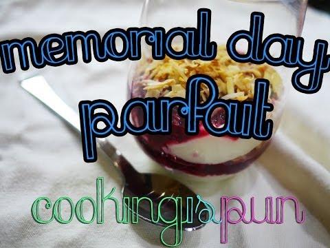 Memorial Day Parfait | LOW CARB