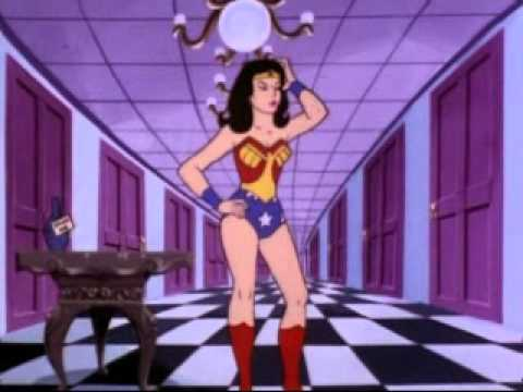 Wonder Woman Vs  The Cheetah