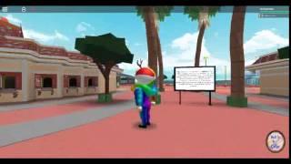ROBLOX Disneyland - Preview: Entrance Esplanade