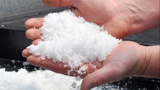 Harvesting Canadian Sea Salt