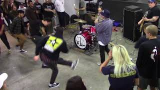 Lower Species live @ All Together Skate Park in Seattle Aug 24 18