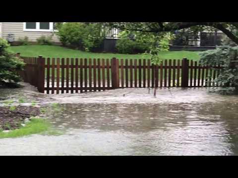 Grayslake, IL Flooding 7/12/2017