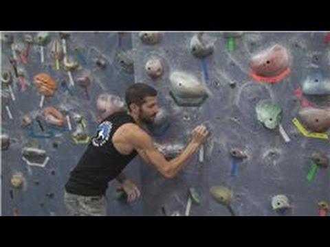 Rock Climbing : Bouldering Techniques for Indoor Rock ...
