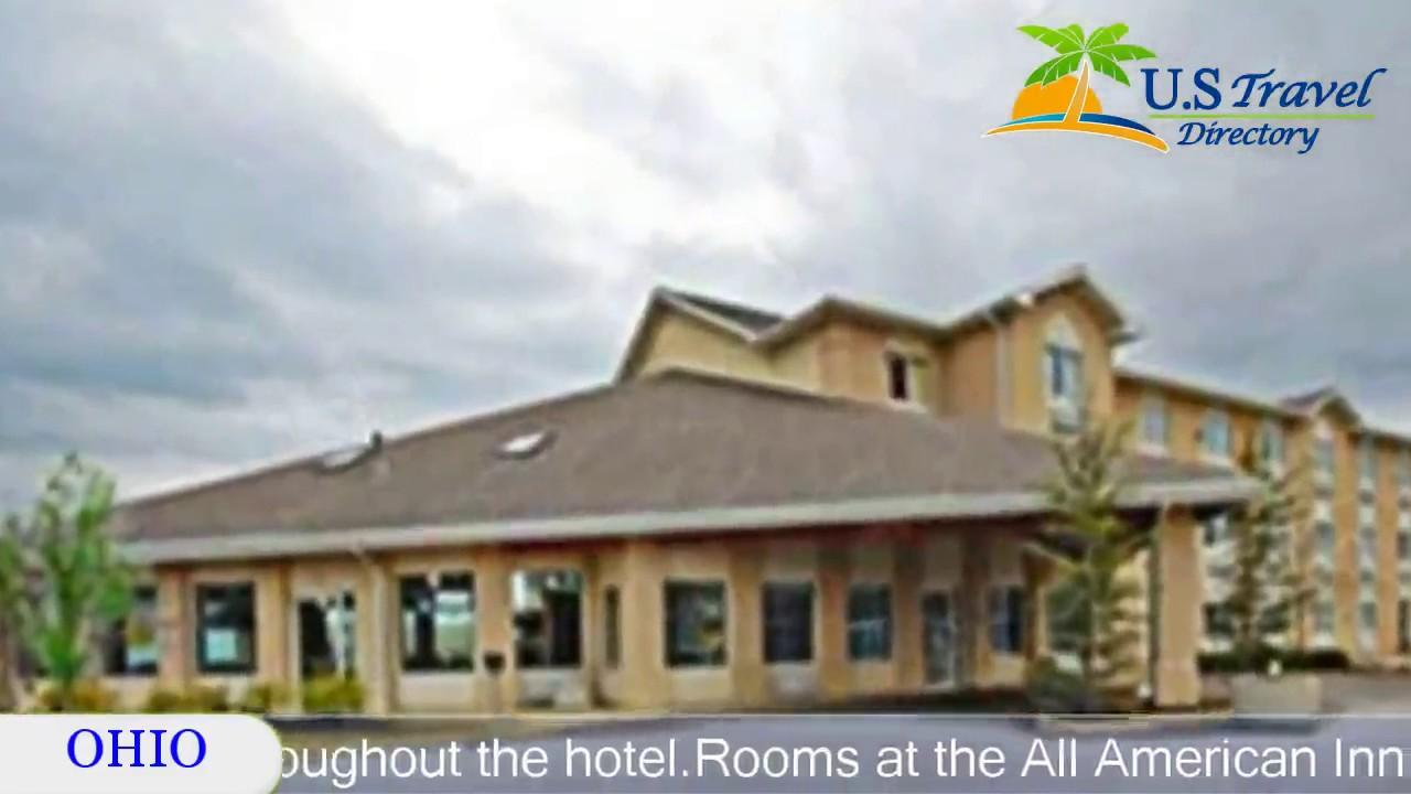All American Inn Suites Norwalk Hotels Ohio