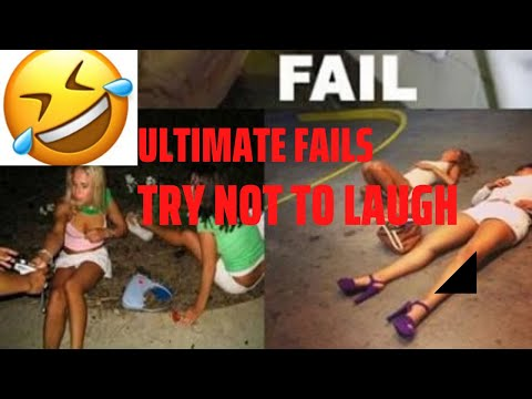 Ultimate Funny Fails (Try not to laugh) 2020