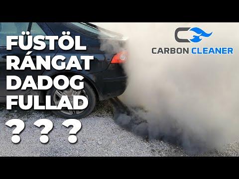 A Hidrogénes motortisztítás hatékonysága