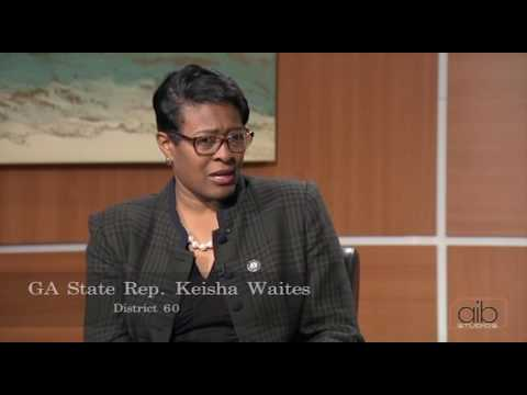 Talk It Out: Rep. Karla Drenner and Keisha Waites