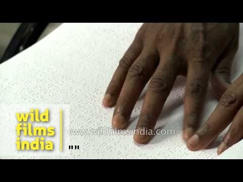 Braille: Reading without seeing