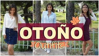 OUTFITS DE OTOÑO [GAMARRA]  [FOREVER 21]