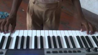 keyboard chords for tamil christian song thaen inimaiyilum yesuvin naamam by my son aged 11