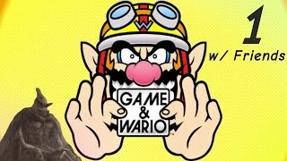 Game & Wario | Pictionary for Wii U | Ep. 1