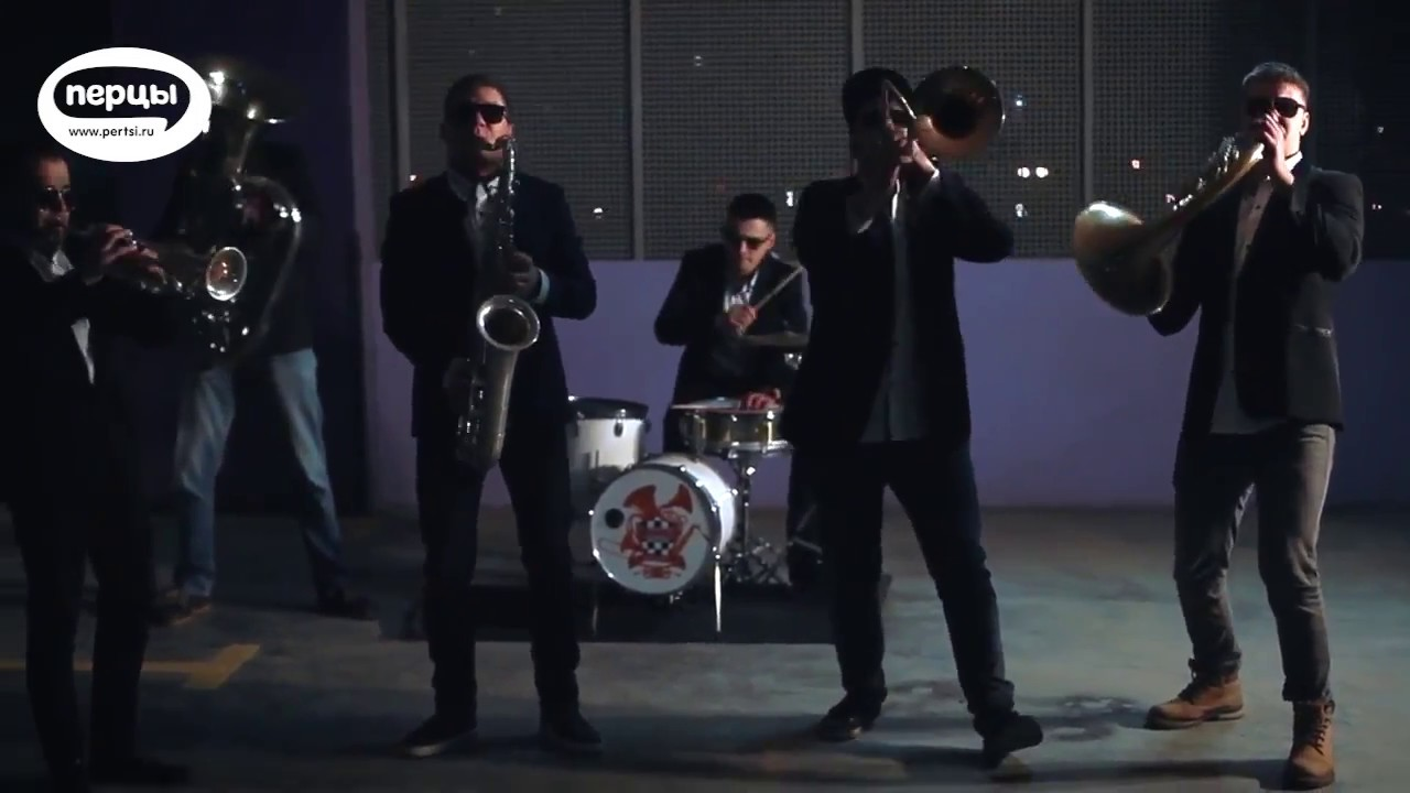 Brass-band  «MEGAPOLIS» видео