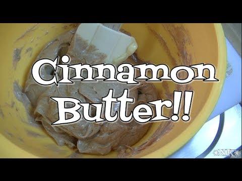 Cinnamon Butter Recipe!!  Noreen's Kitchen