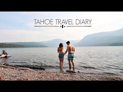Weekend in Tahoe // Travel Diary
