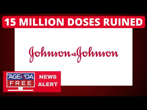 15 Million Doses of Johnson & Johnson Vaccine Ruined - LIVE BREAKING NEWS COVERAGE