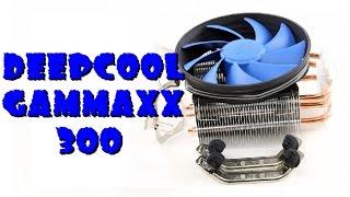 Распаковка без цензуры - DeepCool Gammaxx 300!