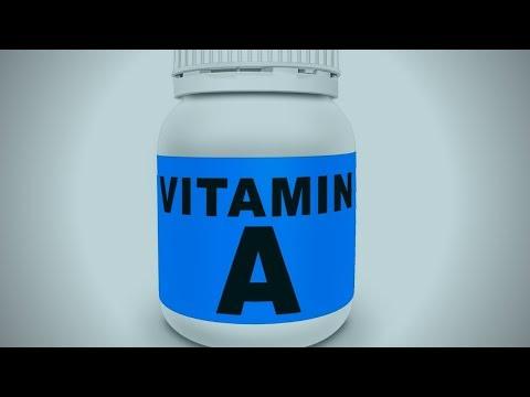 Vitamin A Guide.