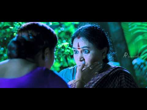 Kanchana Muni-2 Kovai Sarala and Devadharshini Comedy Scenes 3 [HD]