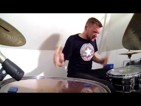 Queens Of The Stone Age - The Evil Has Landed (Drum Cover)