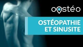 L'apport d'un ostéopathe en cas de sinusite - Oostéo #7