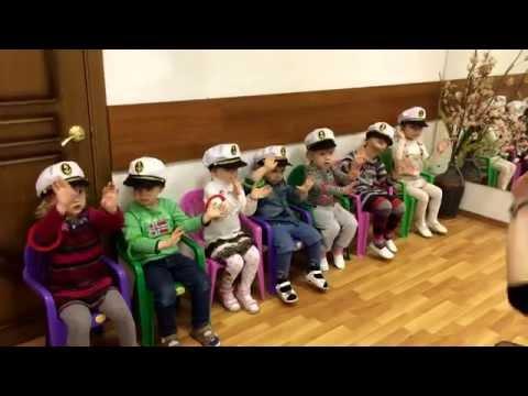 Песенка Железновой Автобус 3 года Праздник Весны Детский клуб Капитошка