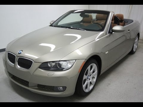 2009 BMW 3 Series 335i Hardtop Convertible  YouTube