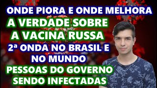 PREVISÕES CORONAVÍRUS BRASIL E MUNDO - Onde piora e onde melhora? - CARTAS, VIDÊNCIA, INTUIÇÃO
