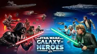 Star Wars Галактика Героев #8 битва за модули!